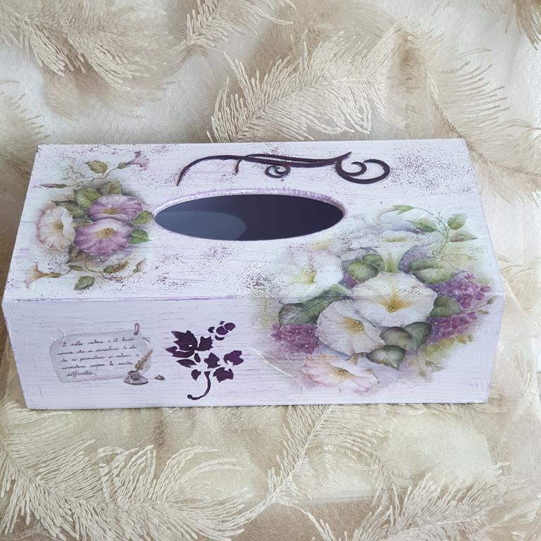Κουτί για χαρτοπετσέτες 26*14*8,5